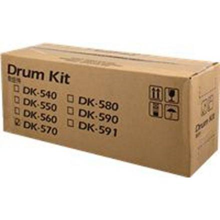 Kyocera 302HG93011 (DK-570) drum zwart origineel