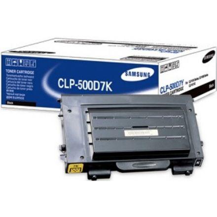 Samsung CLP-500D7K zwart origineel