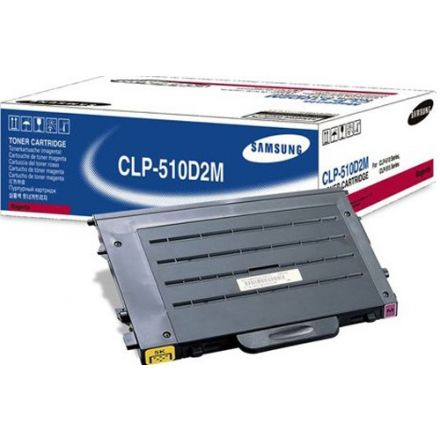 Samsung CLP-510D2M magenta origineel