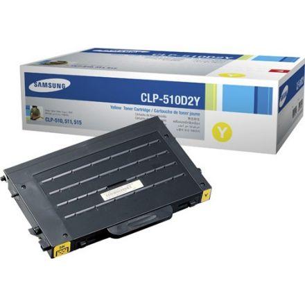 Samsung CLP-510D2Y geel origineel