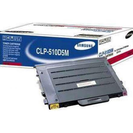 Samsung CLP-510D5M magenta origineel