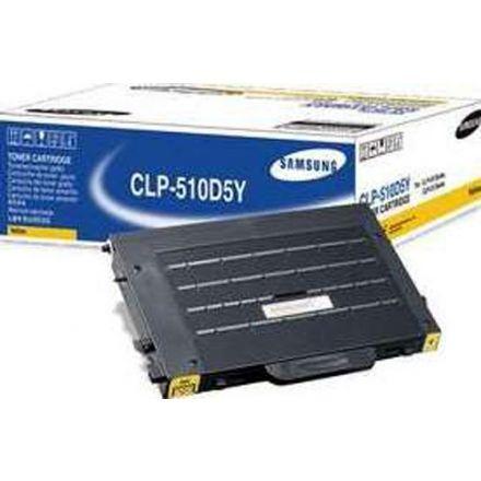 Samsung CLP-510D5Y geel origineel