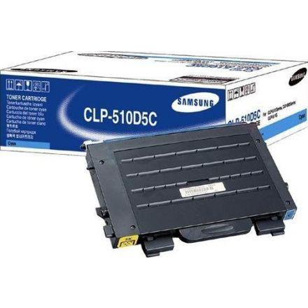 Samsung CLP-510D5C cyaan origineel