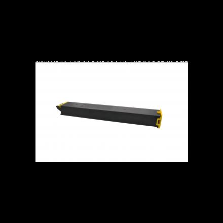 Sharp MX-60GTYA toner geel Eeko Print (huismerk)