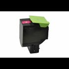 Lexmark 70C2HM0 toner magenta XL Eeko Print (huismerk)