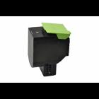 Lexmark 80C2SK0 toner zwart (huismerk)